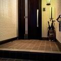 カギを閉めたままで換気が可能な断熱採風ドア【柏崎市】OneDay玄関ドアリフォーム
